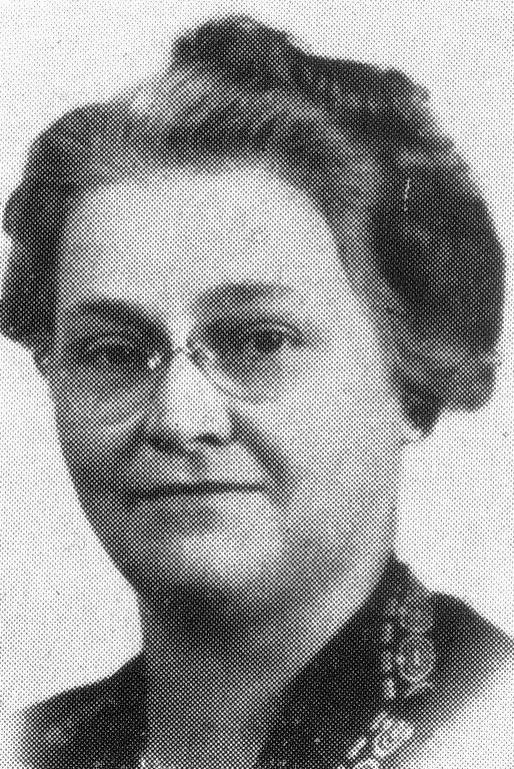 Carrie Hahn 1937 - 1940
