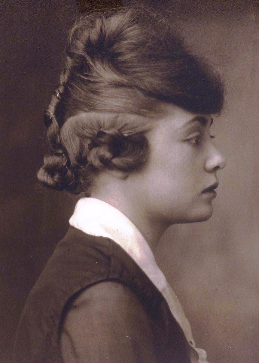 Edythe Studebaker 1918 - 1920