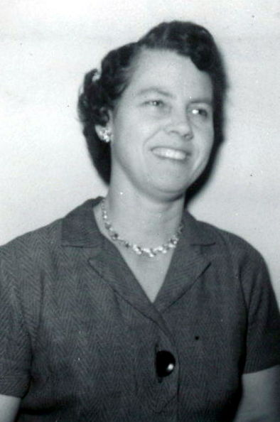 Gloria Bowen 1958 - 1960, 1962 - 1995