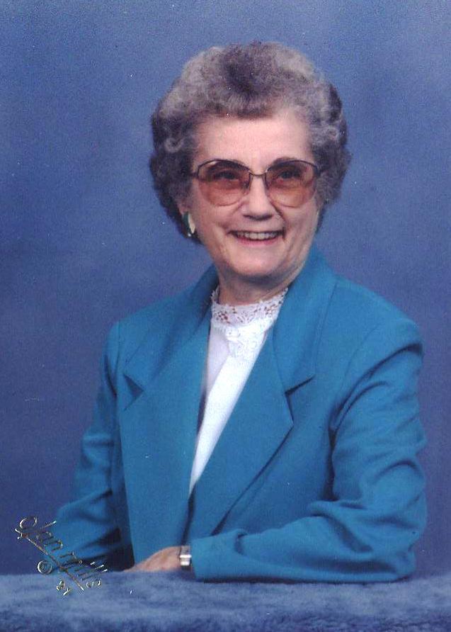 Velma Bright  -  Director 1950 - 2010