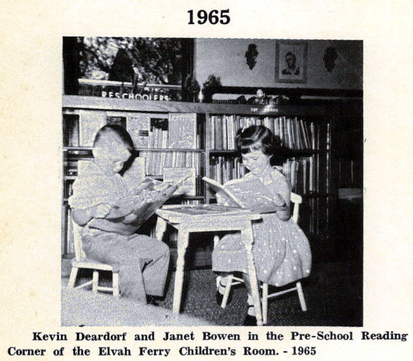 1960 - Kevin Deardorff and Janet Bowen