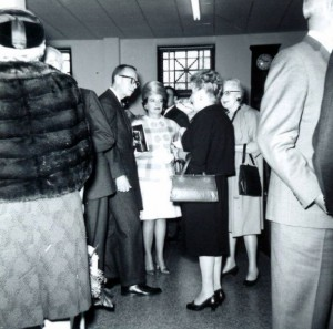 1965Dr.JohnFerry,Mrs.Ferry,NellieLeininger,FayeSmith
