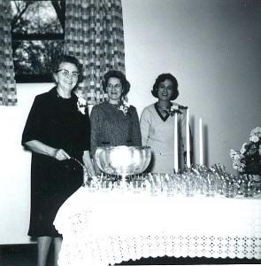 1965Mrs.FannieMoore,Mrs. JoeBahney,Mrs. Herbert Byrd