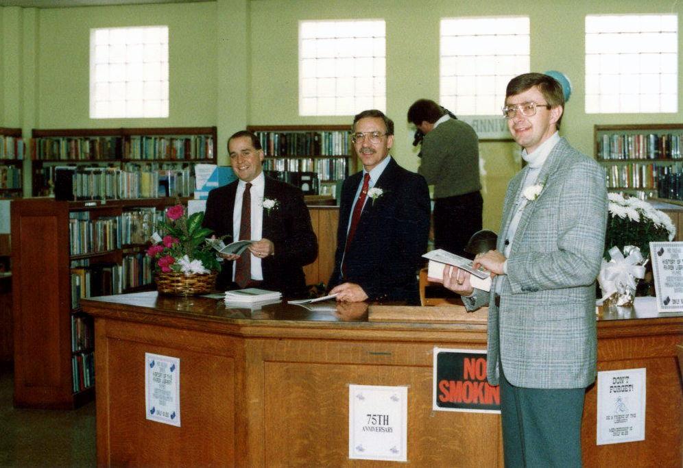 Kevin Deardorff, Chuck Drudge & Brett Boggs