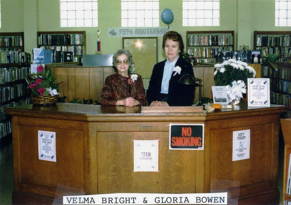 Velma and Gloria 75th